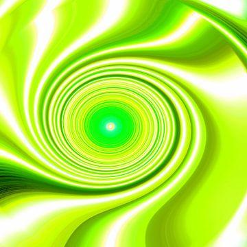 Die grüne Energie-Spirale van Ramon Labusch