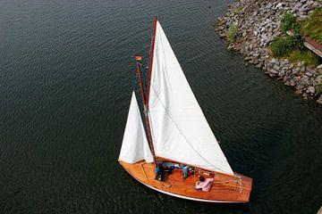 Boat sur Kristel van den Boom