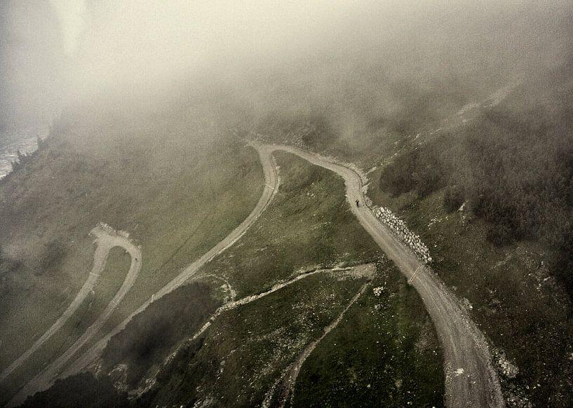Innsbruck, ATB downhill van Robert van Willigenburg