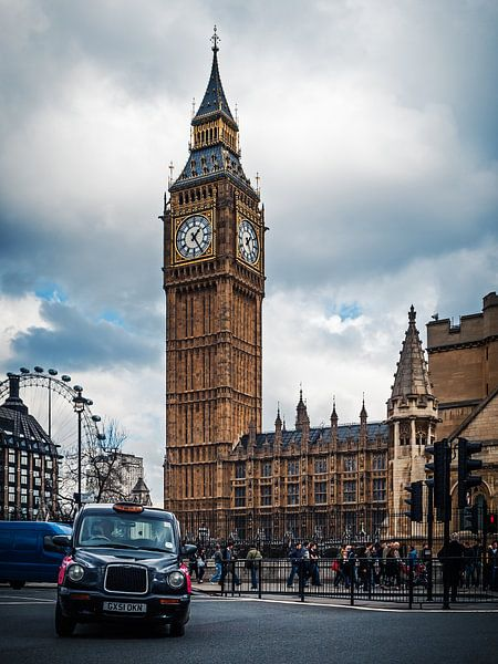 London - Big Ben van Alexander Voss