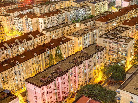 Chinese Appartementen van Dennis Kruyt