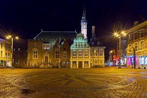 Stadhuis Haarlem van