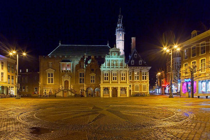 Stadhuis Haarlem van Anton de Zeeuw