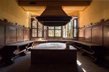 Verlassene Küche. von Roman Robroek