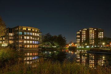 Appartementen Terra Nova en Erasmuspark