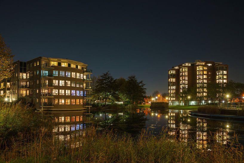 Appartementen Terra Nova en Erasmuspark van Wessel Dekker