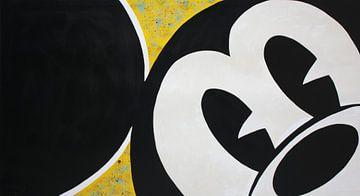 Mickey Mouse «Regard» sur Kathleen Artist Fine Art
