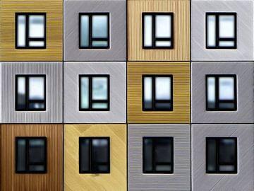 Fenster IX von Maurice Dawson