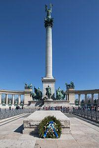 Statue van