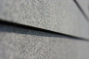 Close-up van een muur van