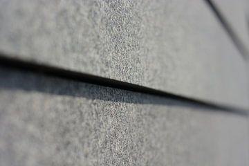 Close-up van een muur von Onno Smit