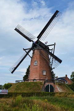 Windmühle Cadzand von Rob Pols