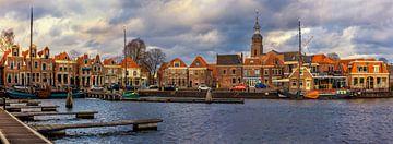 Blokzijl, Overijssel, Nederland van Adelheid Smitt