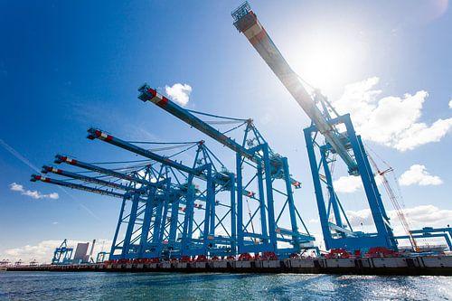 Haven Rotterdam Tweede Maasvlakte van