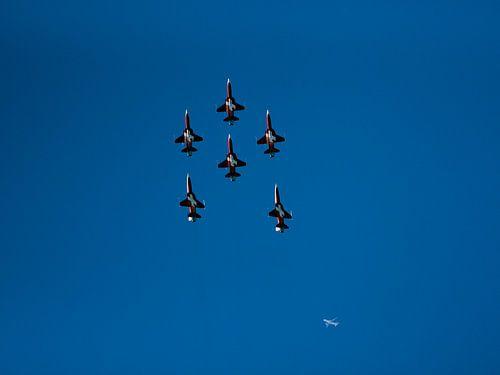 Flying swiss van marc marsman