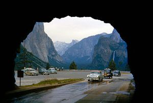 Yosemite National Park California 1954 von
