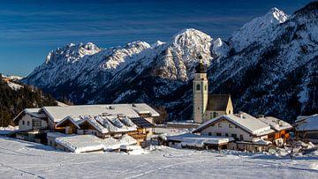 Bergdorf im Hochpustertal - Osttirol - Österreich