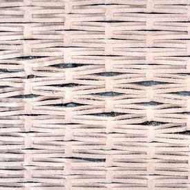 Carton ondulé abstrait sur Watze D. de Haan