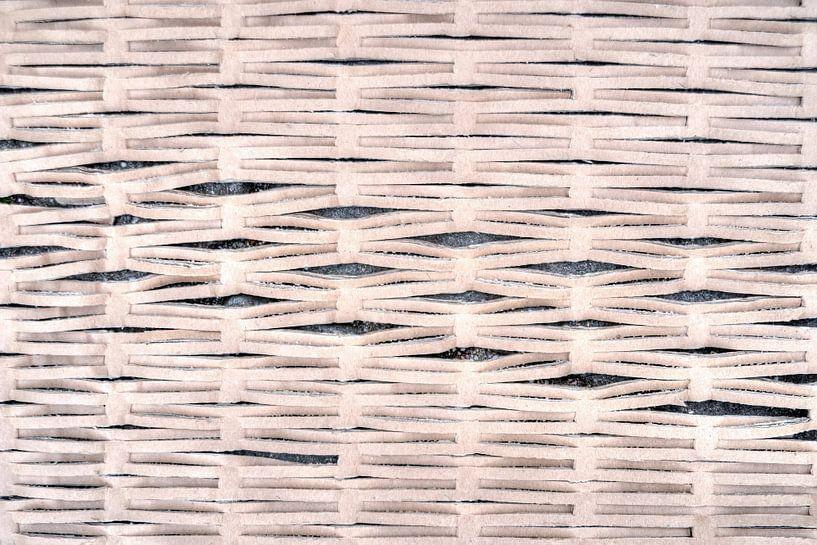 Abstract golfkarton van Watze D. de Haan