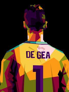 David De Gea wpap van miru arts