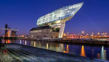 Hafenhaus Antwerpen von Bruno Hermans