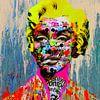 Marilyn Monroe Dadaismus von Felix von Altersheim Miniaturansicht