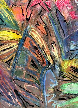 modern abstrakt von Claudia Gründler
