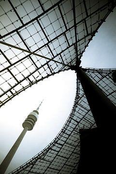 Olympiaturm München von Rafaela_muc