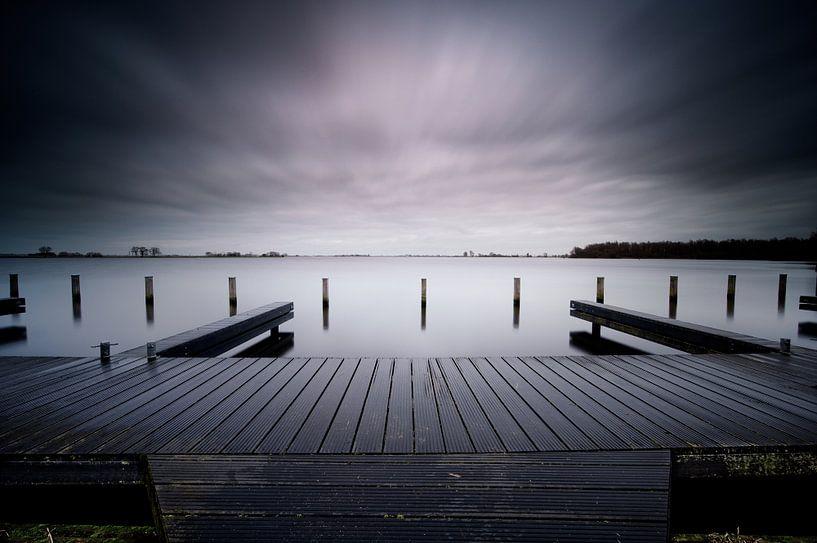 Un ciel néerlandais plein de vie sur Dirk-Jan Steehouwer