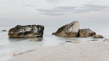 Felsen im Meer, Italien