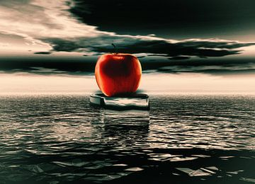 Apfel sur Dagmar Marina