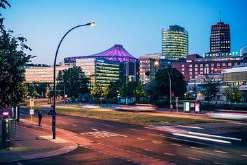 Berlin – Potsdamer Platz van Alexander Voss