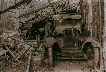 Auto van Ronald Rietveld