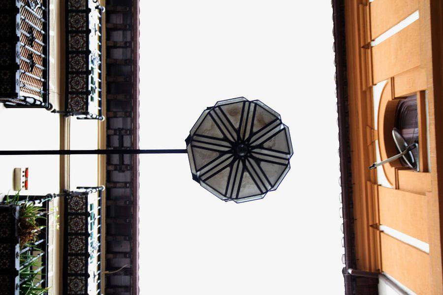 The Street Light van Cornelis (Cees) Cornelissen