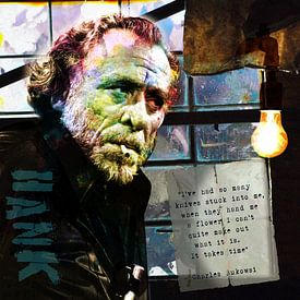 Charles Bukowski van Harald Fischer