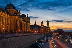 Brühlsche Terrasse Dresden