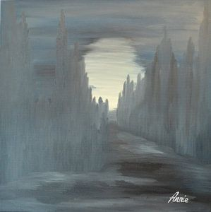Path to the light van Annie Bergwerf