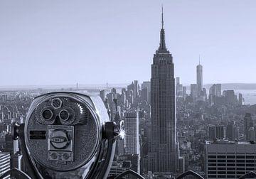 Empire state Building New York City van Marcel Kerdijk