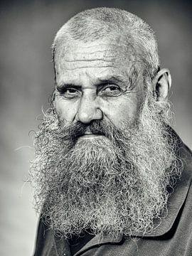 Baard von Arie Bruinsma