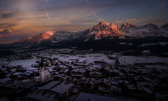Ellmau Oostenrijk van Mario Calma
