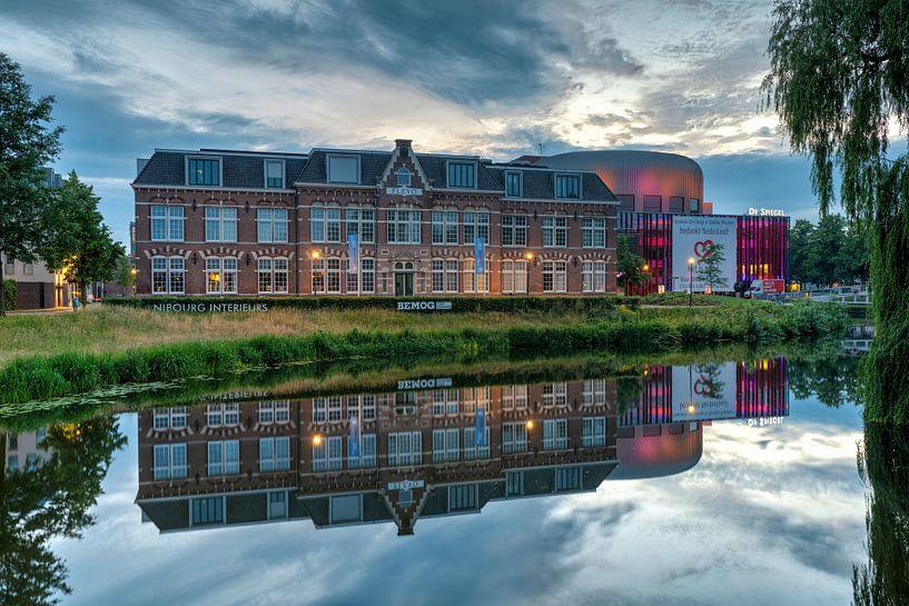 Flevogebouw Zwolle van Fotografie Ronald