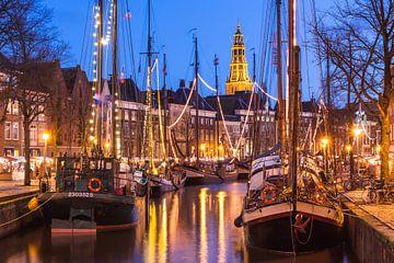 WinterWelVaart Groningen (Hoge der A) von Frenk Volt