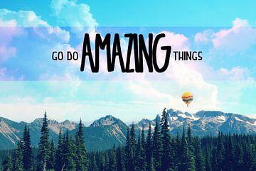 Amazing Things van