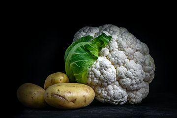 Kartoffeln mit Blumenkohl