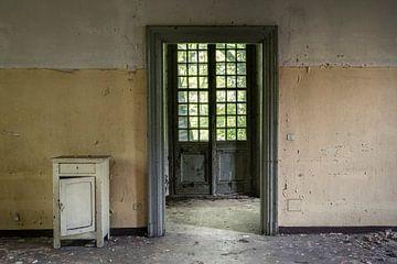 Porte dans la porte sur Perry Wiertz