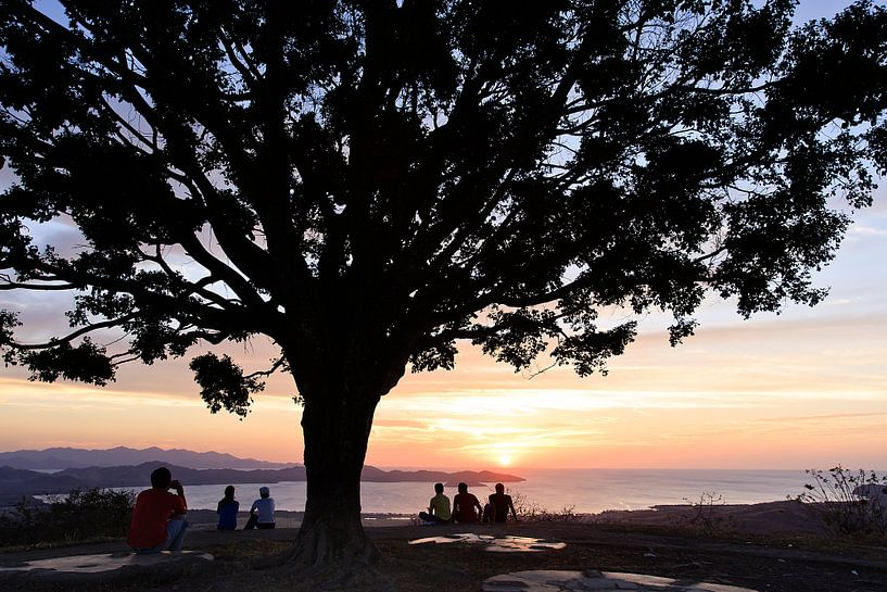 Pacific horizon van Marlon Mendonça Dias