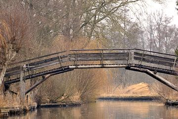 giethoorn brug van Petra De Jonge