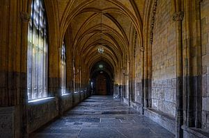 Maastricht-Hal in Basiliek Sint Servaas van Leo Huijzer