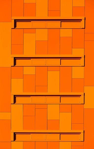 Project Orange van Sander van der Werf