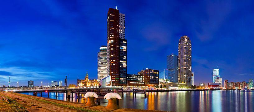 Panorama Montevideo te Rotterdam van Anton de Zeeuw